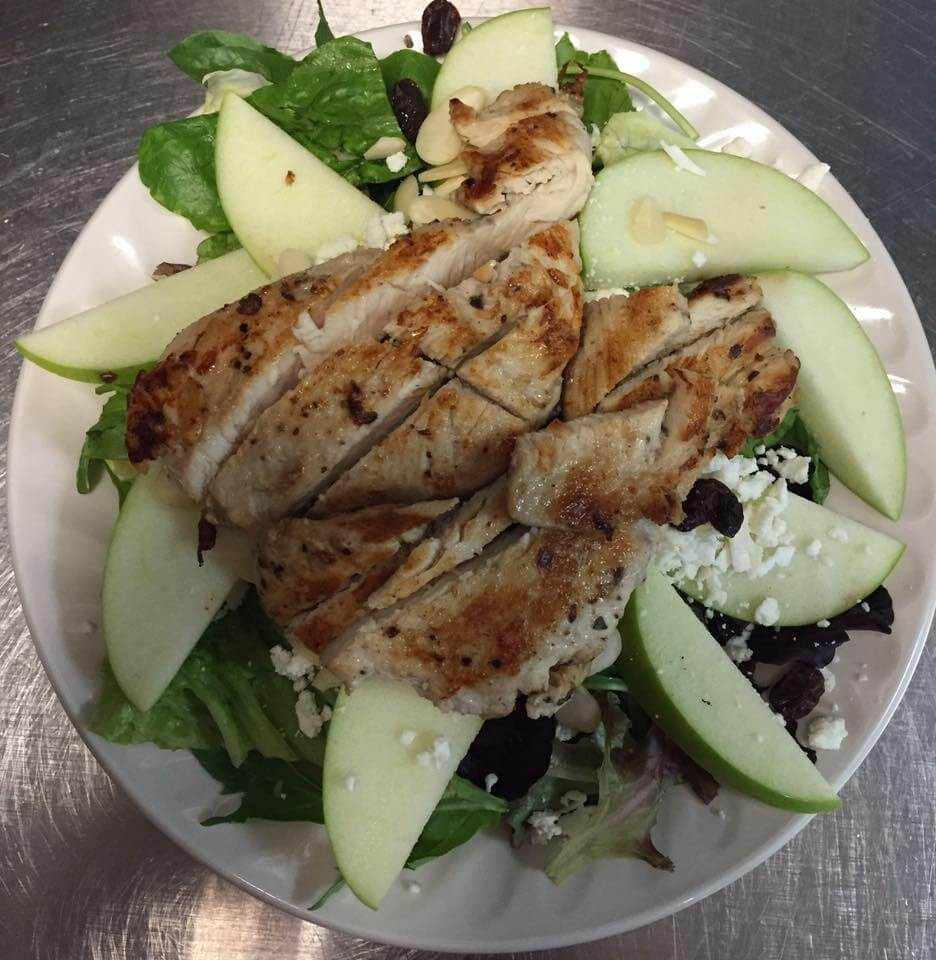 If you're looking for a healthy lunch or dinner option, you can't go wrong with a salad at Mt Clemens Grill.