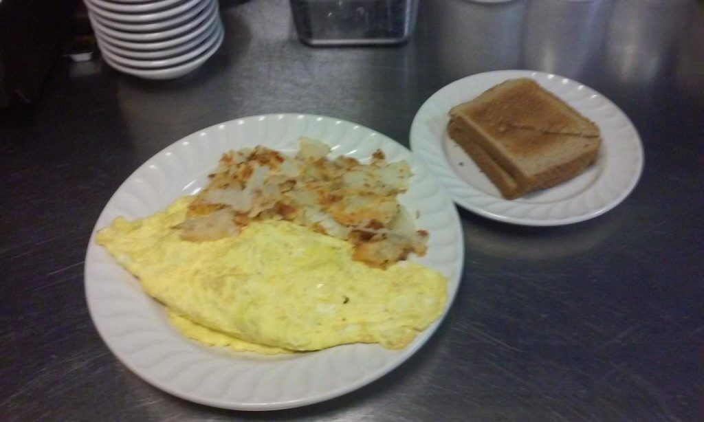 Breakfast is great here at Mt Clemens Grill, in Mt Clemens, MI.
