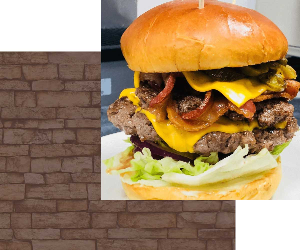 Mt Clemens Grill has many different burger options, perfect for you and your family.